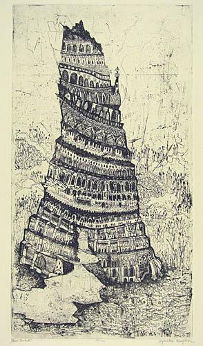 Wieża Babel, 2004,