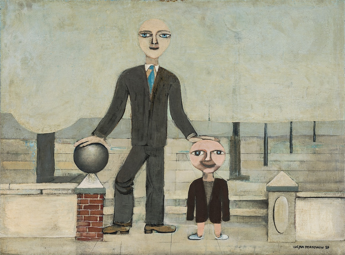 Portret podwójny, 1957