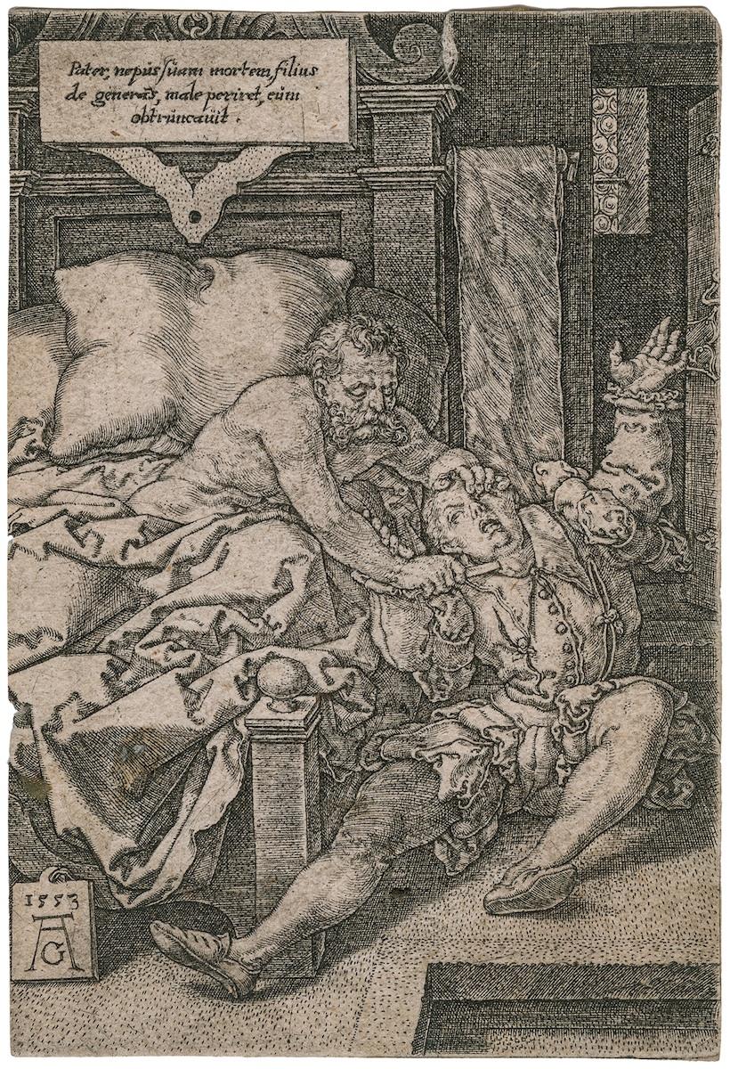 Sprawiedliwość Herkinbalda, 1553
