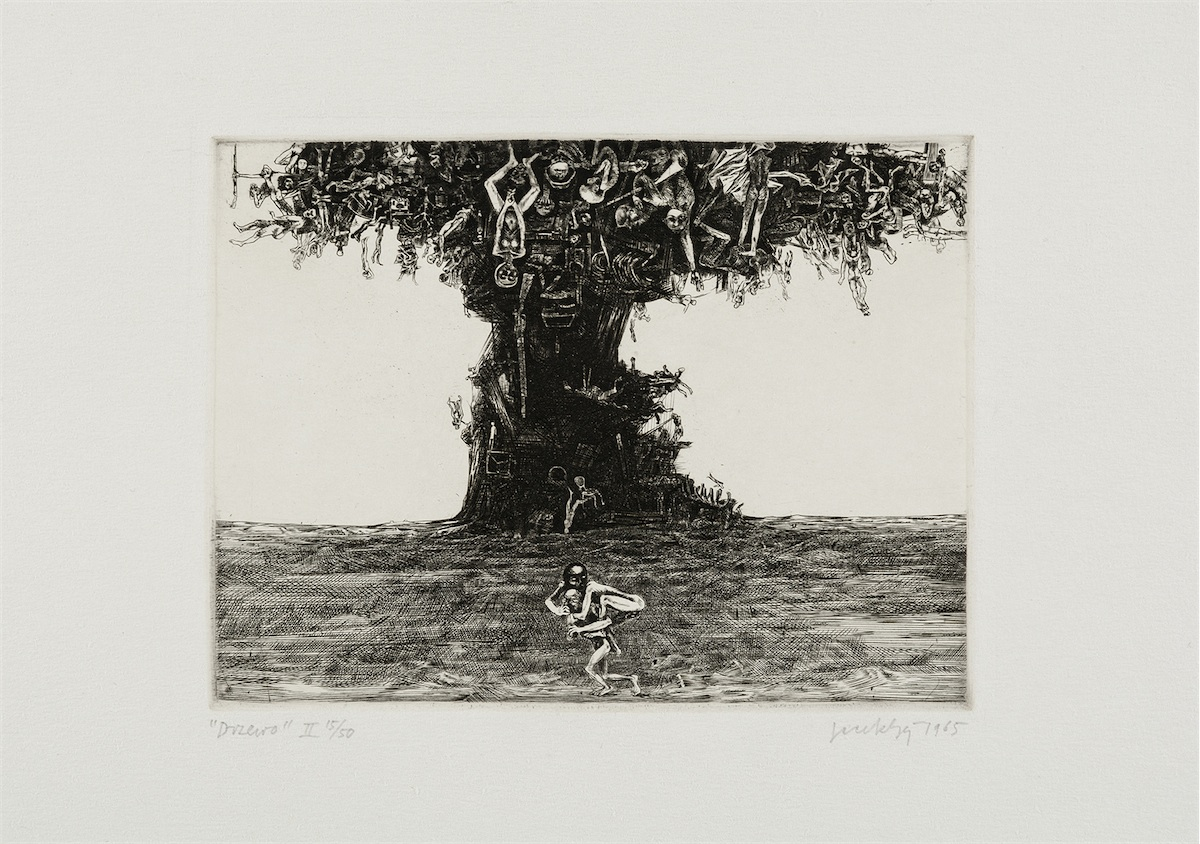 Drzewo, 1965