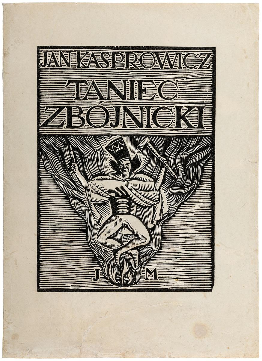 Jan Kasprowicz, Taniec zbójnicki, 1929