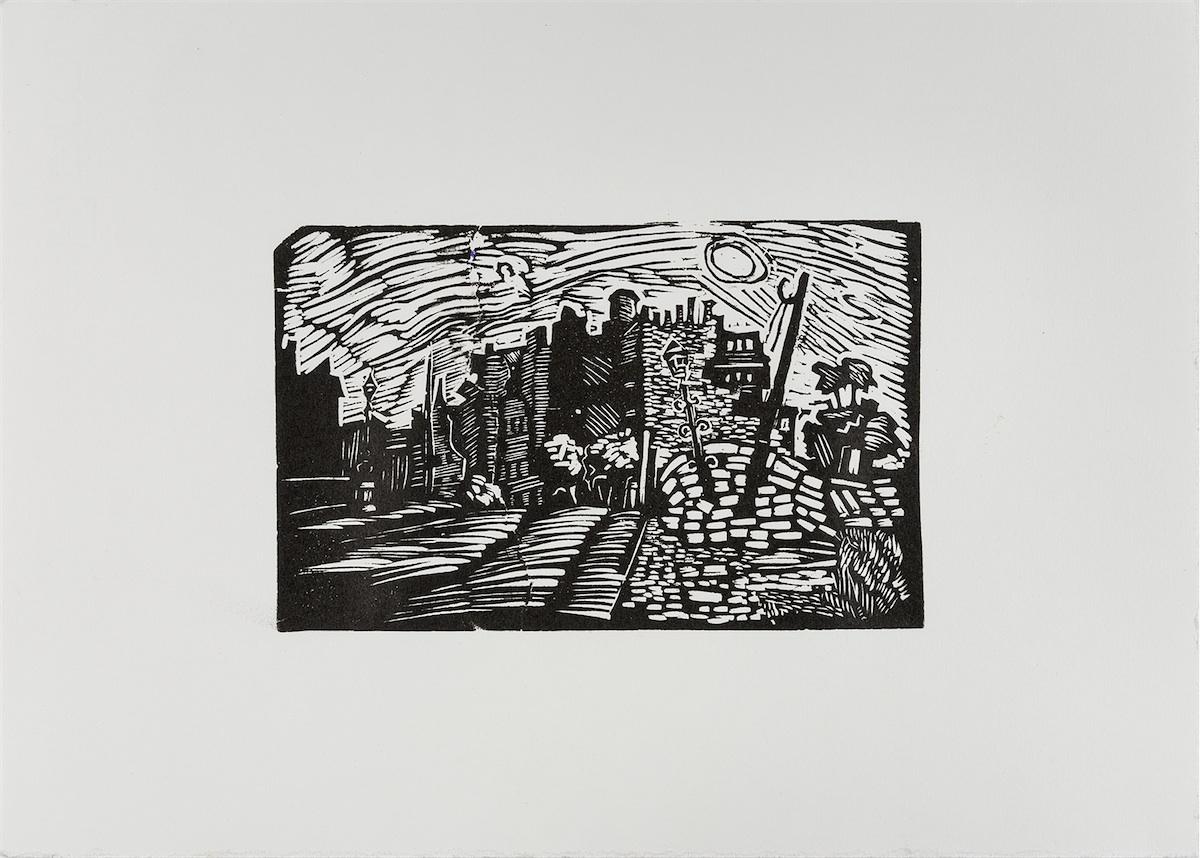 Ulica, 1946
