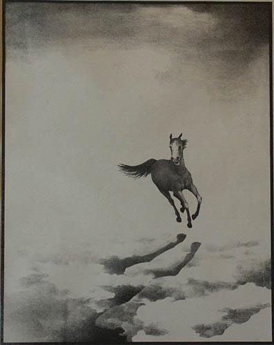 Mój koń 2 - 2 sztuki grafik