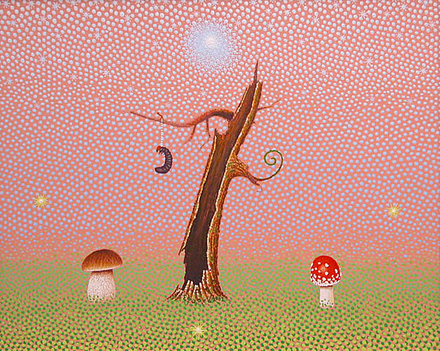 Samotne drzewo, 2002