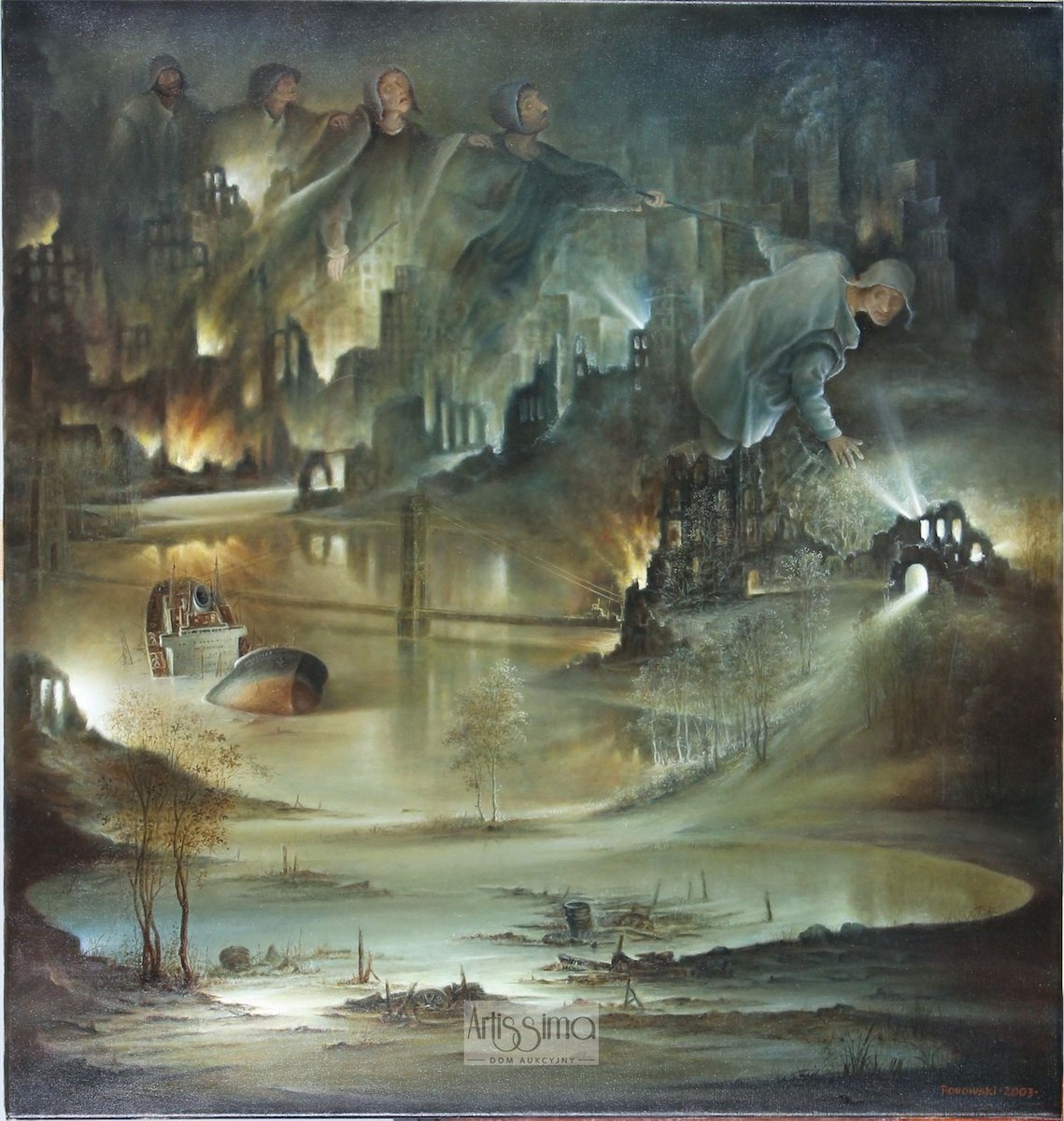Obraz świata, 2003