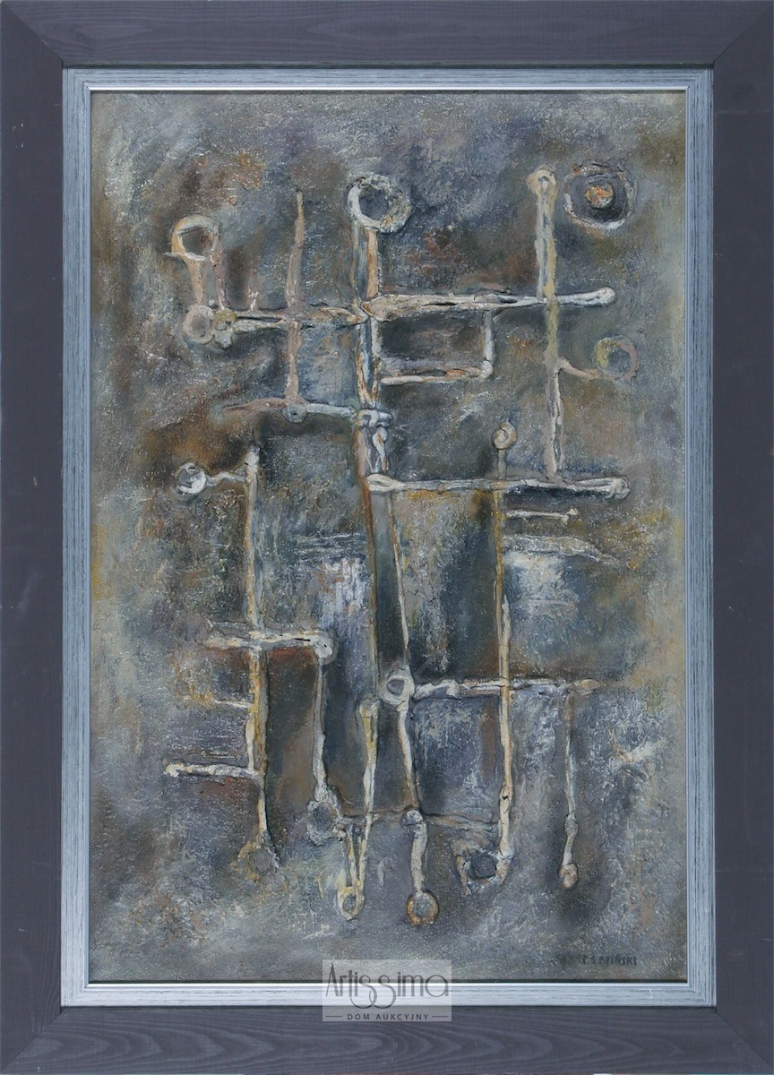 Kompozycja, 1965