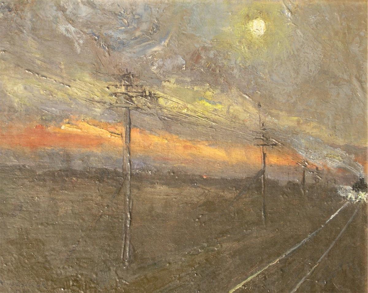 Pociąg, 1931