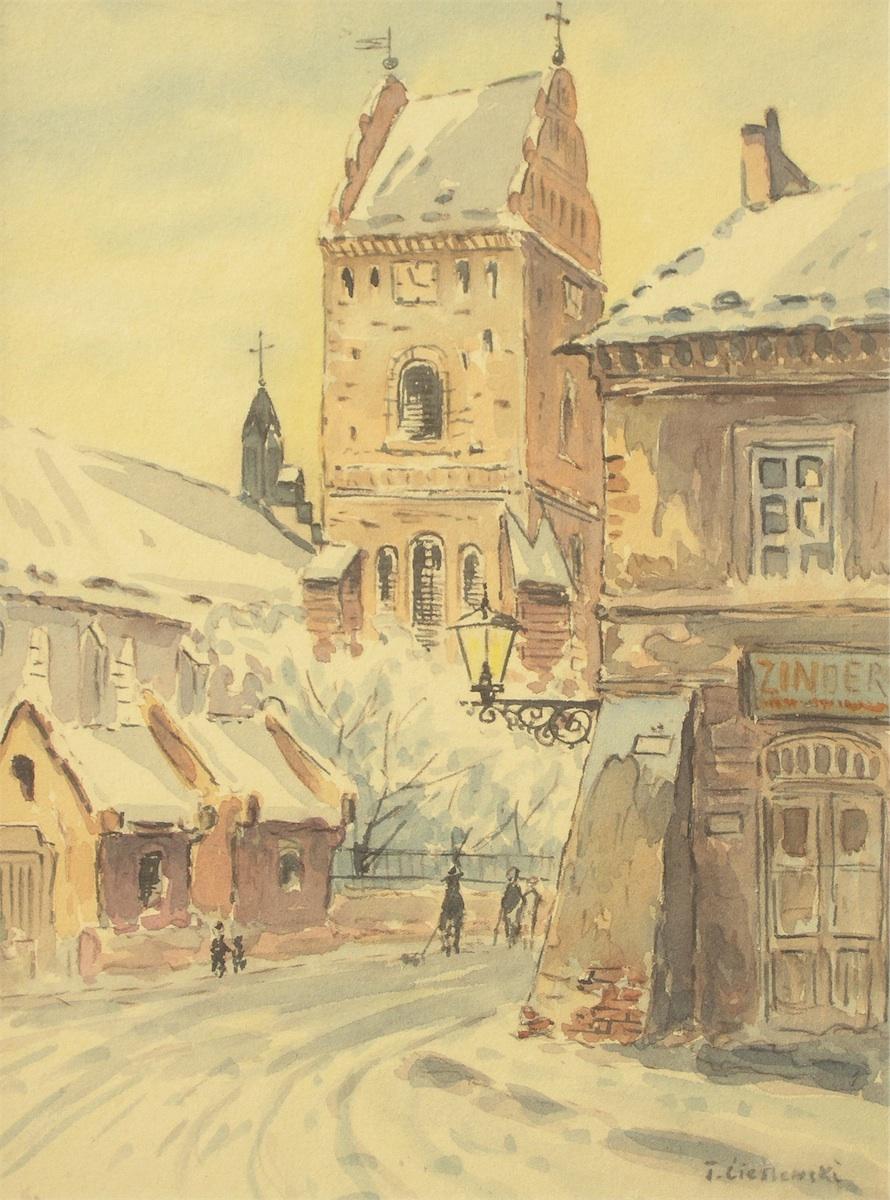 Kościół Nawiedzenia Najświętszej Marii Panny w Warszawie