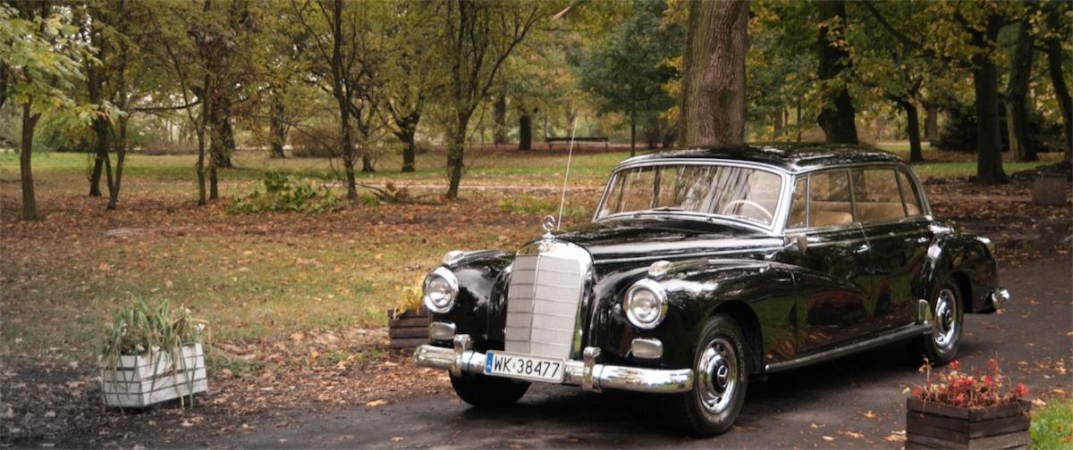 """Mercedes Benz 300 d """"Adenauer"""", 1959"""