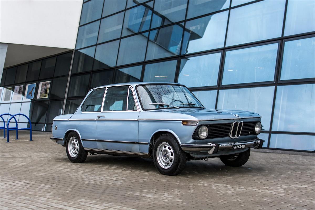BMW 1602 Neue Klasse, 1975