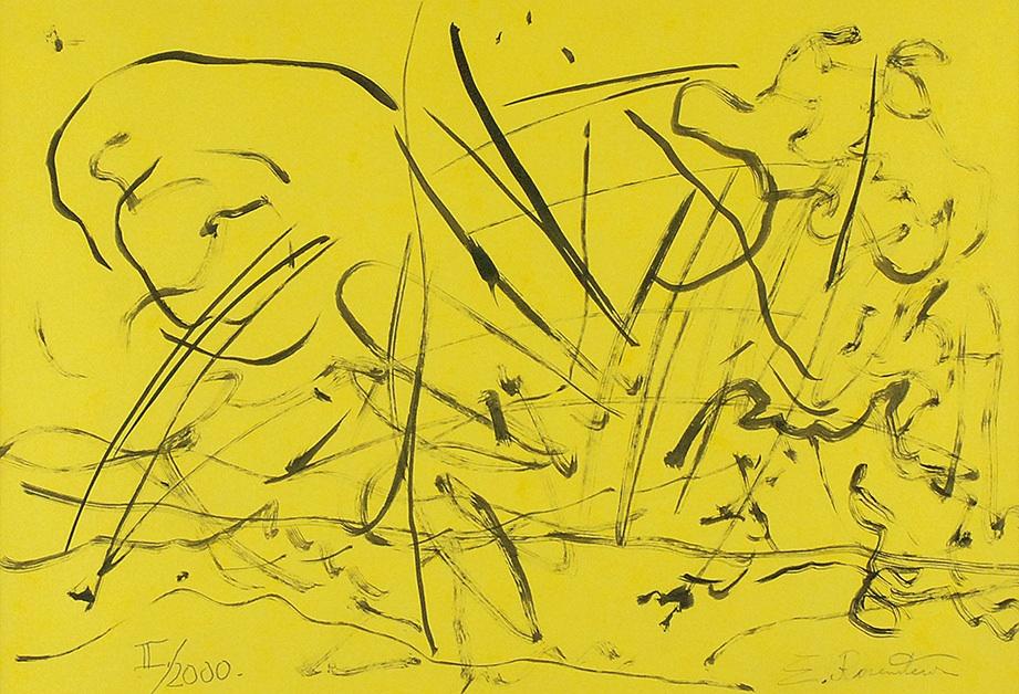 Kompozycja nr 23, 2000
