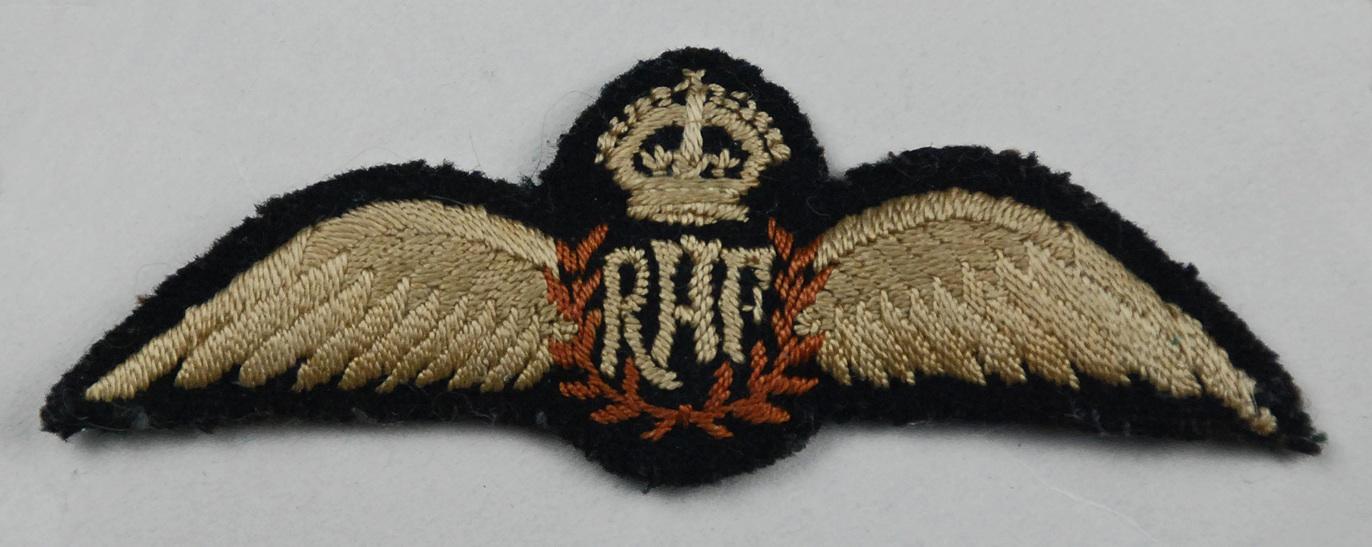 Oznaka angielska pilota lotnictwa RAF