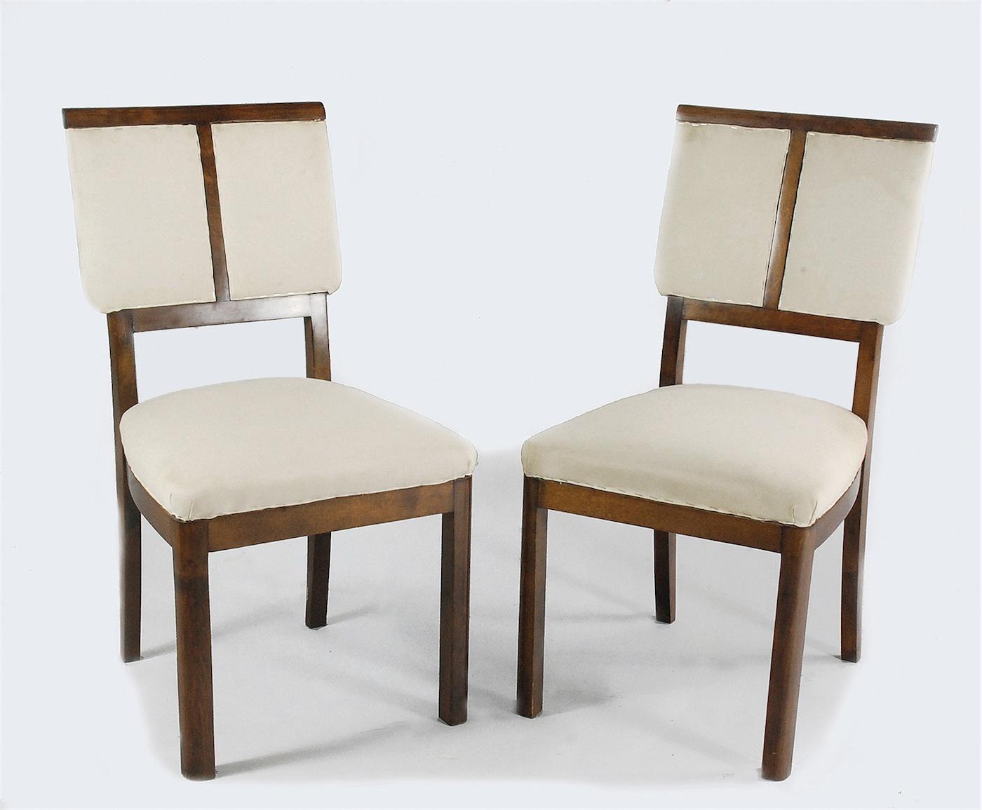 Komplet 6 krzeseł do jadalni