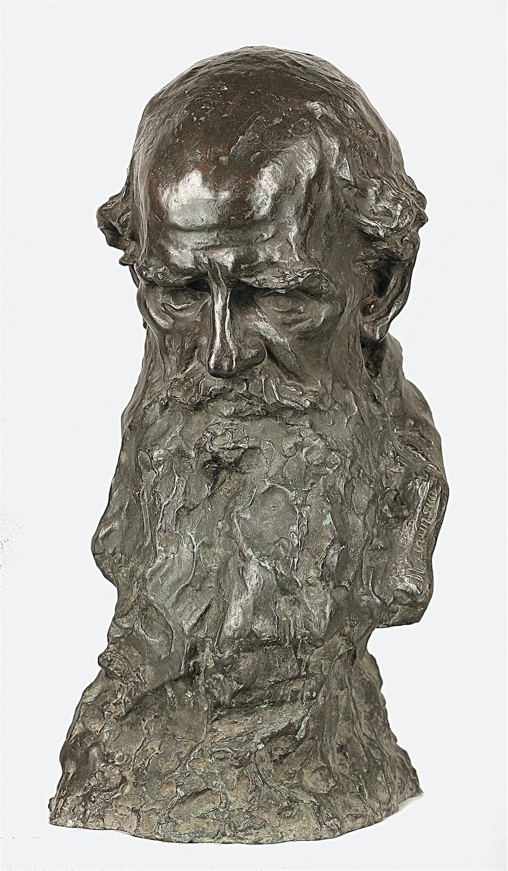 Popiersie Lwa Tołstoja (1828-1910)