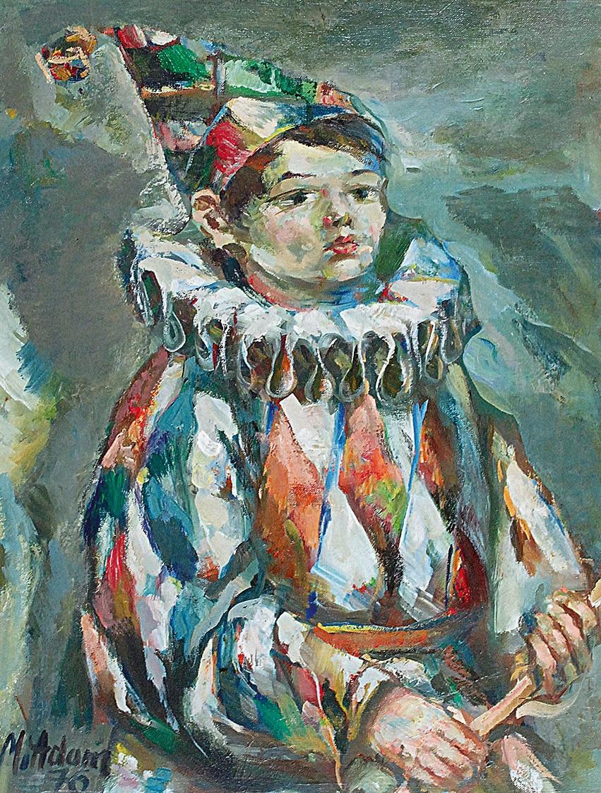 Pierrot, 1976