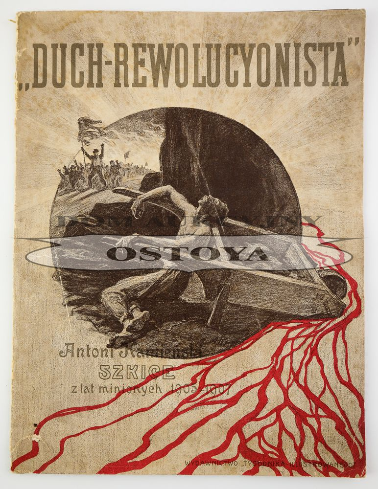 DUCH-REWOLUCJONISTA, 1908