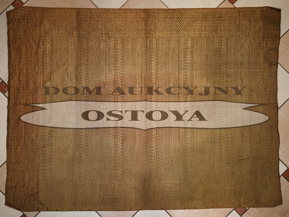 MAKATA, Buczacz, Manufaktura Potockich, ok. 1900