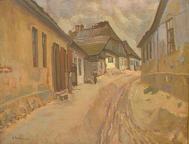 Żydowskie miasteczko