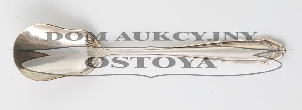 ŁYŻECZKA DO CUKRU, Polska, Warszawa, Bracia Hempel, po 1931
