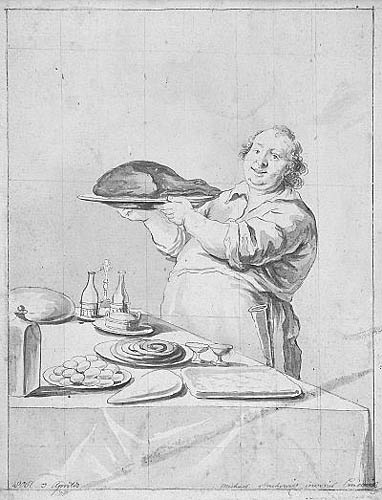 Kucharz, 1808