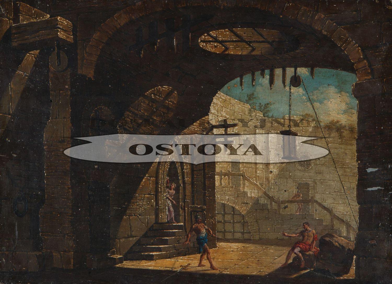JOLI Antonio (1700 Modena - 1770 Neapol) - przypisywany