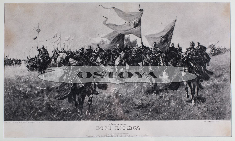 BOGURODZICA, 1911