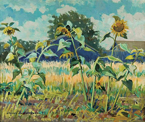 Słoneczniki, 1967