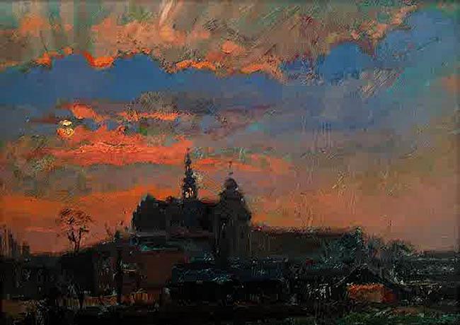 Klasztor na Skałce