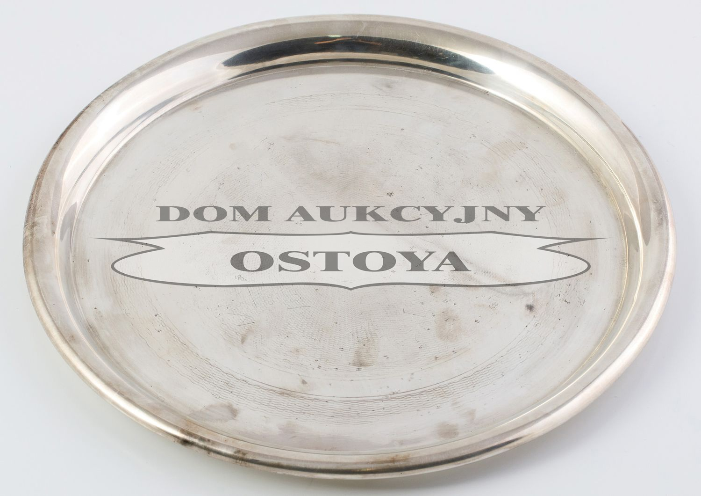 TACA KOLISTA, Polska,Warszawa, Fraget, XIX/XX w.