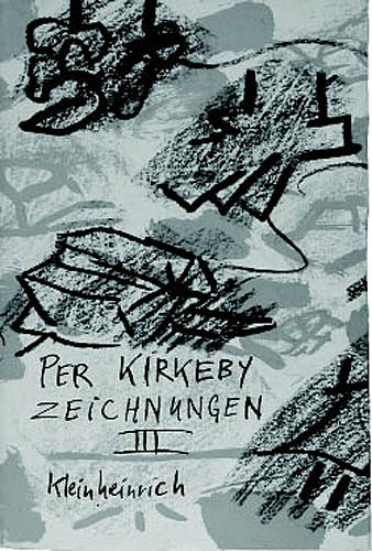 Zeichnungen III Kleinheinrich, Münster, 1992