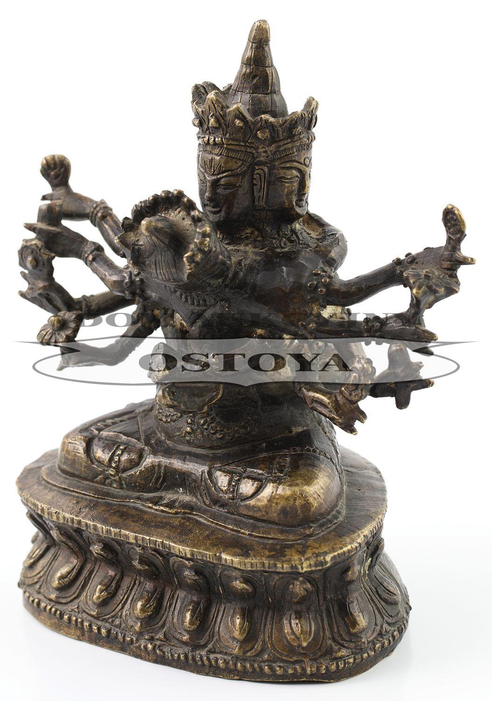 ŚIWA-ŚAKTI, Chiny, 2 poł. XX w.