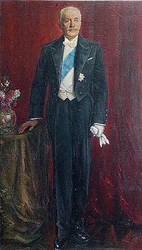 Portret Ignacego Mościckiego (1934)