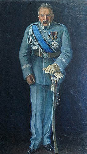Portret Józefa Piłsudskiego (1934)