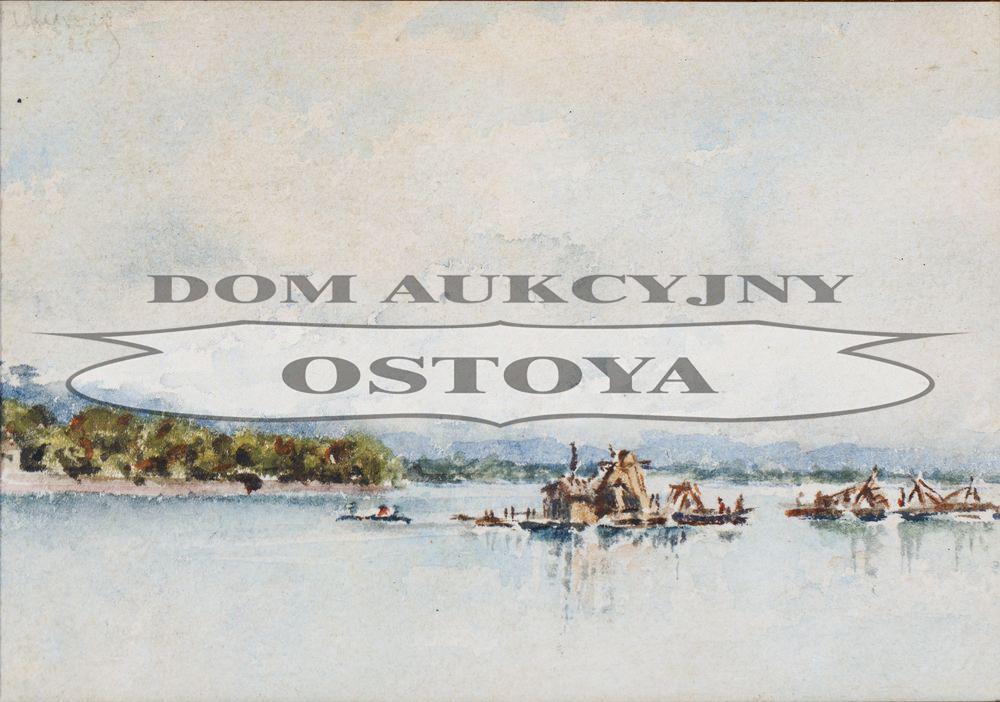 TRATWY NA WODZIE, 2 poł. XIX w.