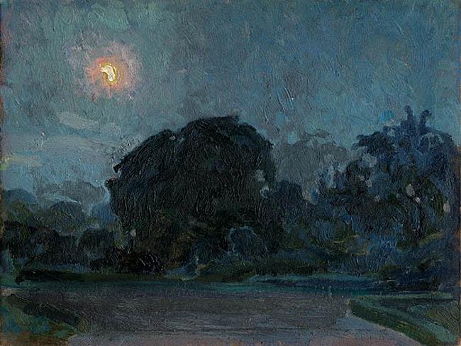 Noc księżycowa 1918