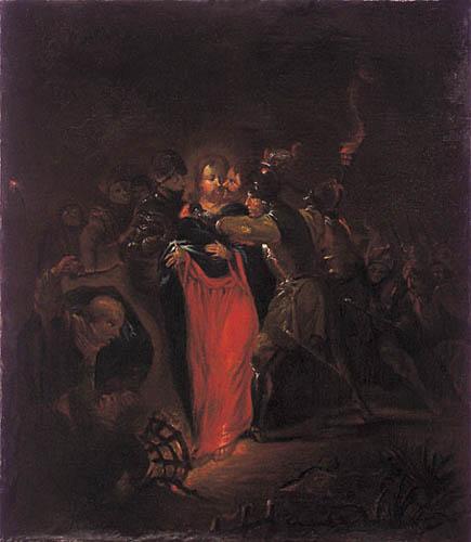 Pocałunek Judasza, koniec XVIII wieku