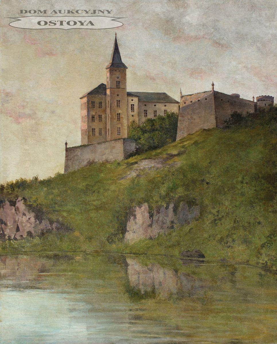 PIESKOWA SKAŁA, 1898
