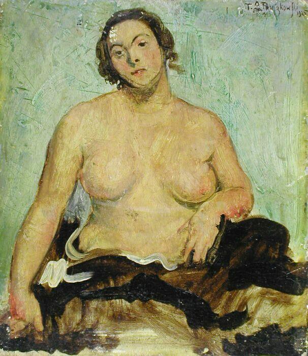 Akt, 1925