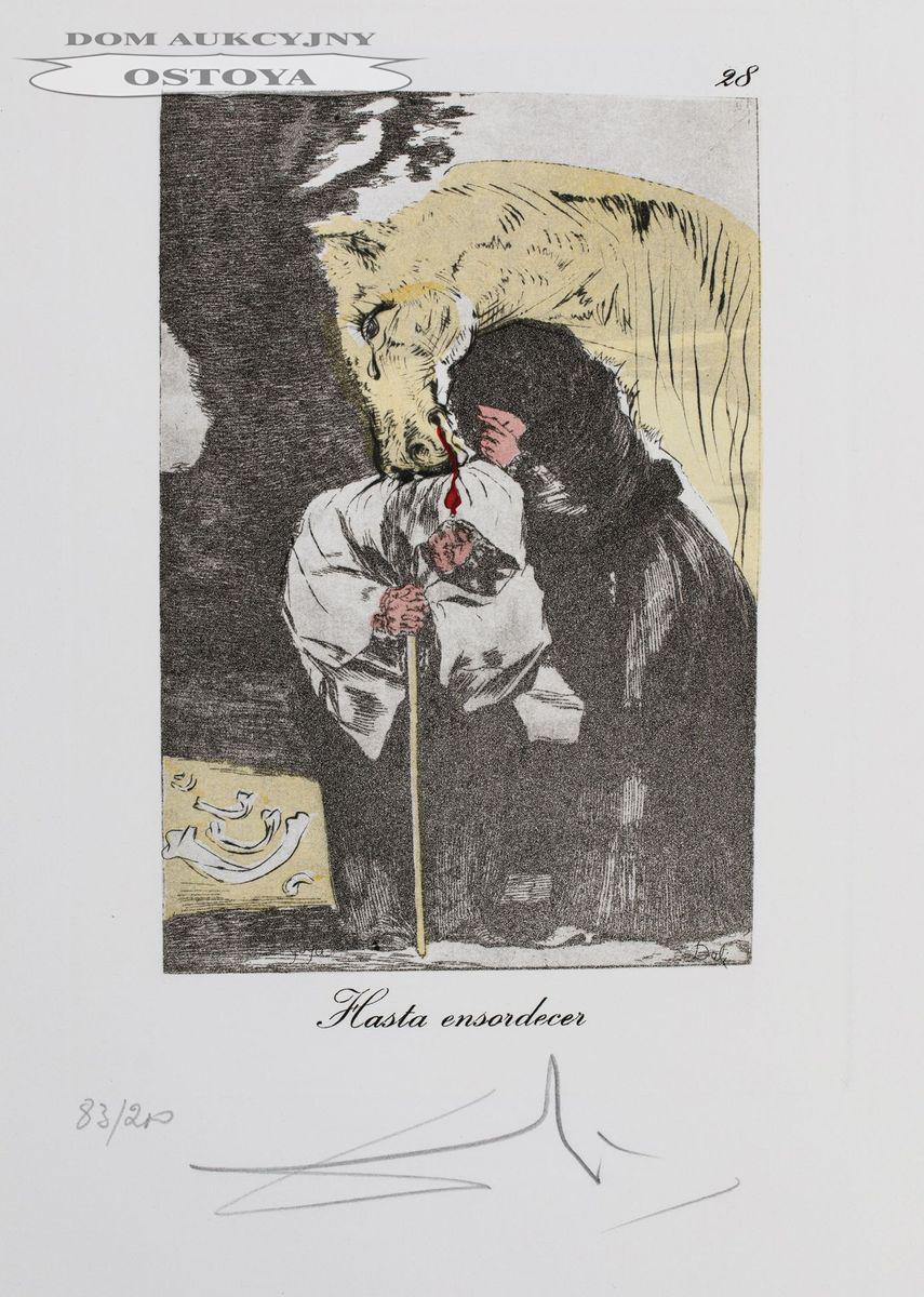 HASTA ENSORDECER (Aż do ogłuszenia), Kaprys 28 wg Goi, 1977