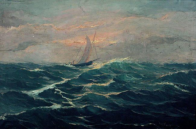 Na morzu