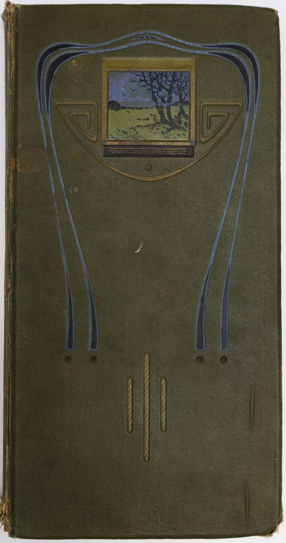 SECESYJNY ALBUM, ok. 1900