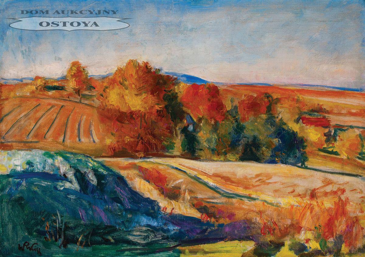 PAŹDZIERNIK, ok. 1920-30
