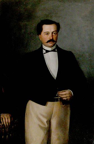 Portret Ferdynanda Rudnickiego