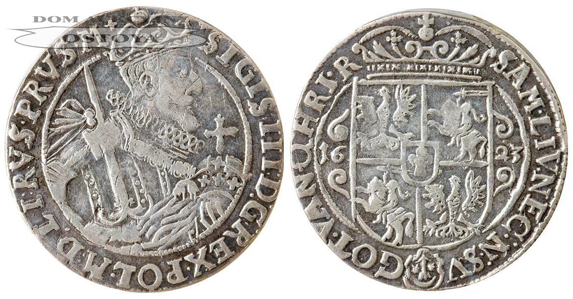 Zygmunt III Waza, Ort Koronny 1623, Bydgoszcz