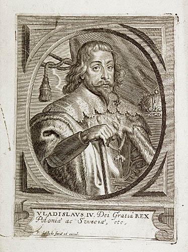 Król Władysław IV Waza, po 1632