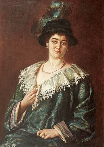 Portret Emanueli