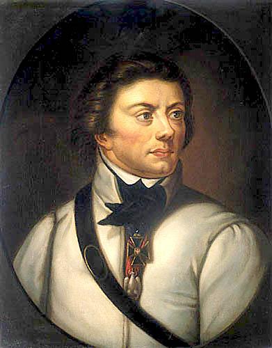 PORTRET TADEUSZA KOŚCIUSZKI, 1865