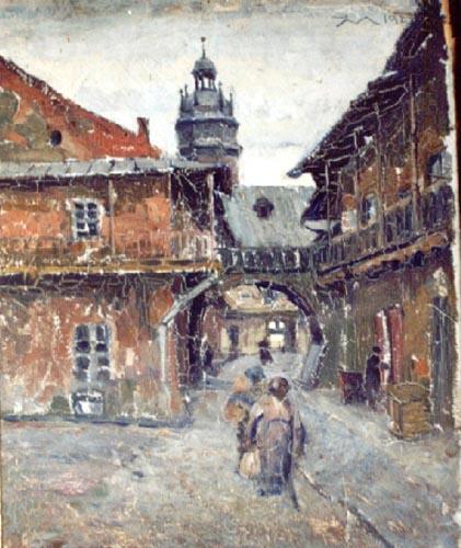 Kraków-Kazimierz (1923)
