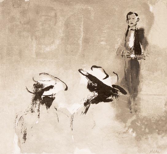 Postacie, ok. 1905