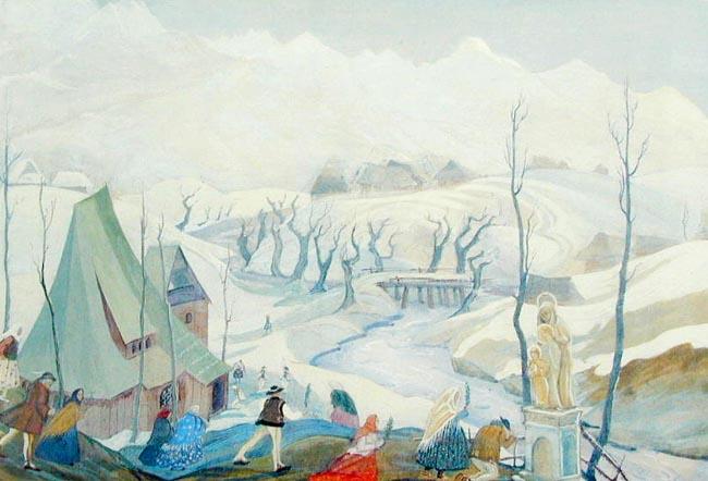 KWIETNIOWA NIEDZIELA, 1938